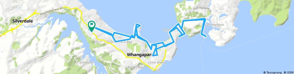 Whangaparaoa Pedal
