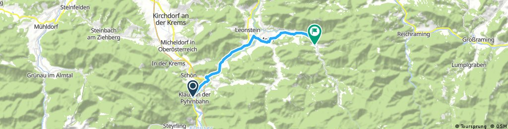 Passau - Ruzsa - Tour 2017 - Tag 1_2
