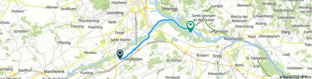 Passau - Ruzsa - Tour 2017 - Tag 2_2