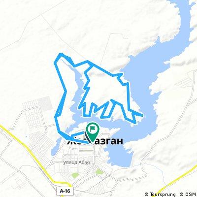 37km Coast