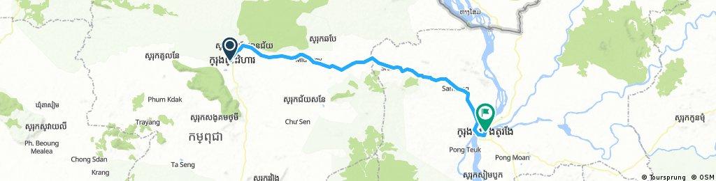 KH_Preah Vihear - Stung Treng