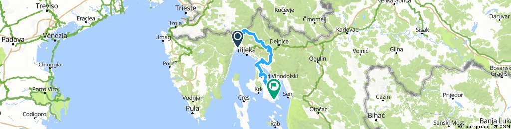Kvarner Bears and Beaches