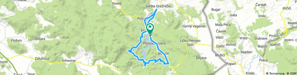 Plitvice around and about