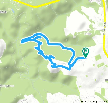 garigal national park (nevermore)