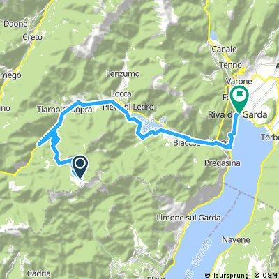 2018. június Garda-tó gurulás