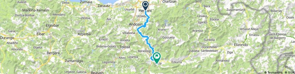 Tour Pays Basque J1
