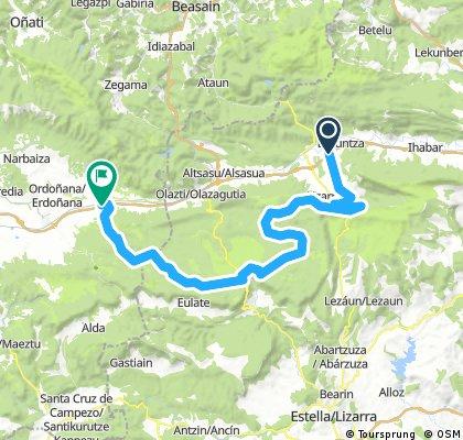 Tour Pays Basque J3