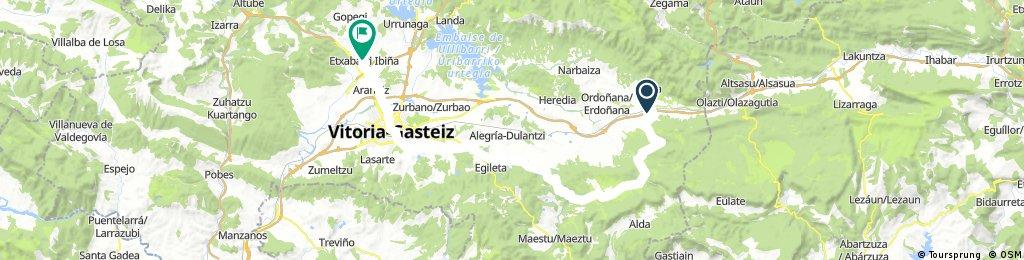 Tour Pays Basque J4