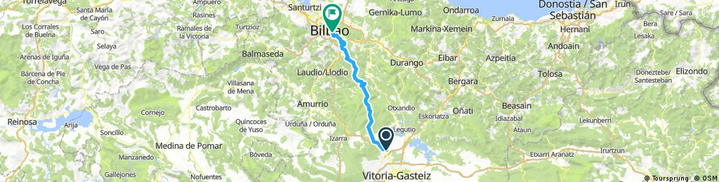 Tour Pays Basque J5