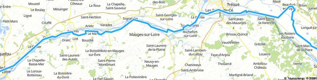 Saumur - Nantes