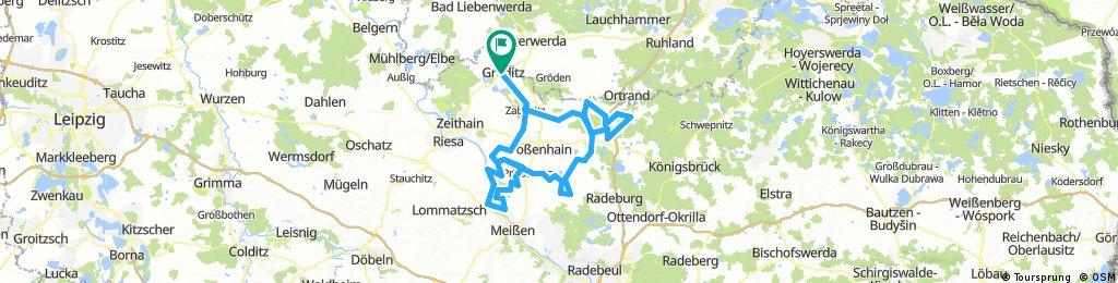 RTF 2018 - 150 km Entwurf