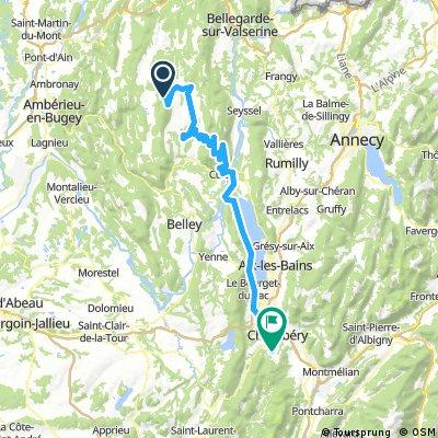 7bis VJ La Praille - Chambéry