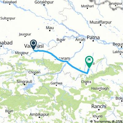 Varanasi to Bodhgaya