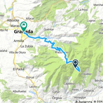 Refugio Poqueira - Granada