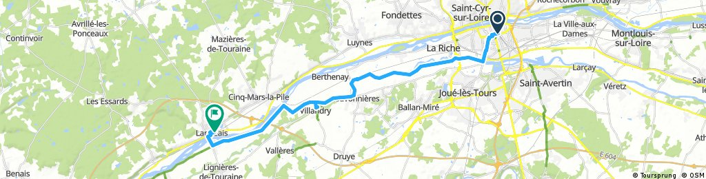Tours to Langeais