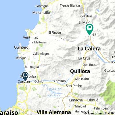 Concón - Nogales