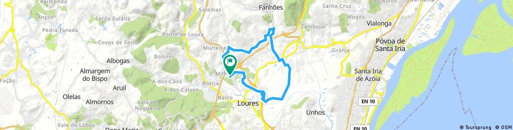 ride from 3 de dezembro, 08:29