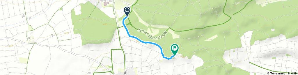 Sauhagtrail Trailforks Trail