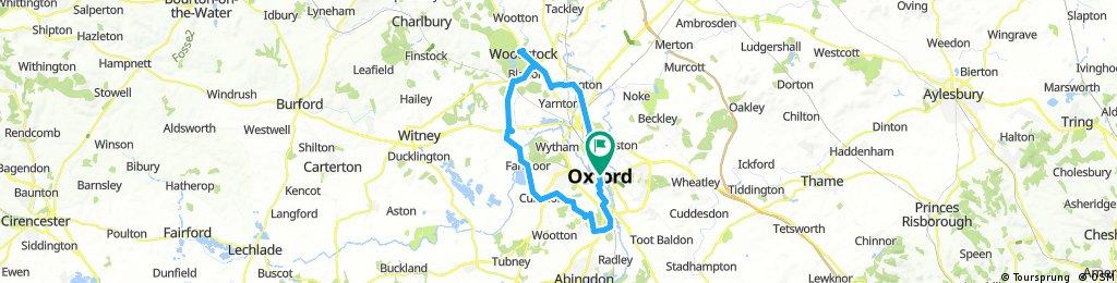 Oxford Hills @Track1