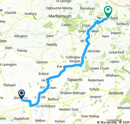 Cotswold 6, Shrewton-Hungerford