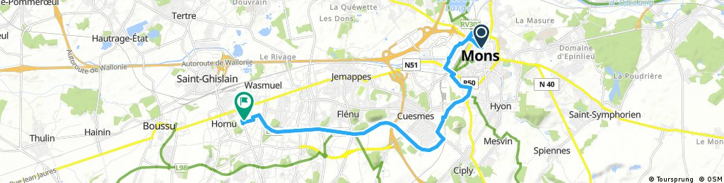Dag 2 - 2018 05 23 Dag 2 Mons - Grand Hornu