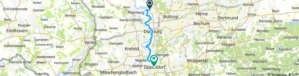 Dienslaken-Düsseldorf