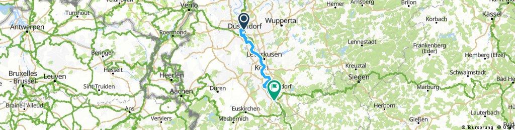 Düsseldorf-Bonn