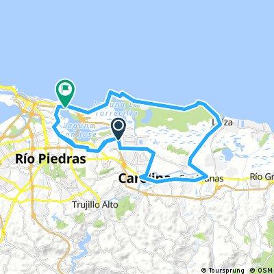 Une bike Tour 1