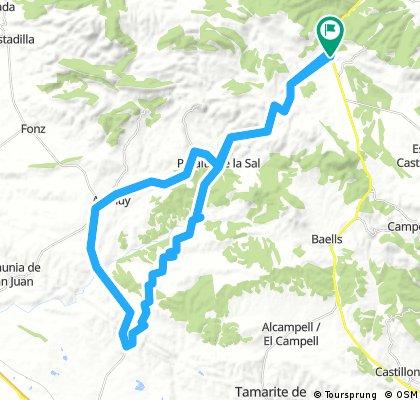 Purroy 57km