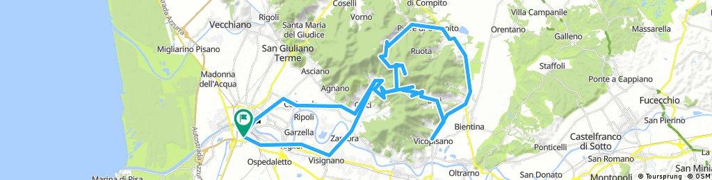 Dittico del Monte Serra