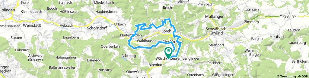 Wäschenbeuren-Hohberg