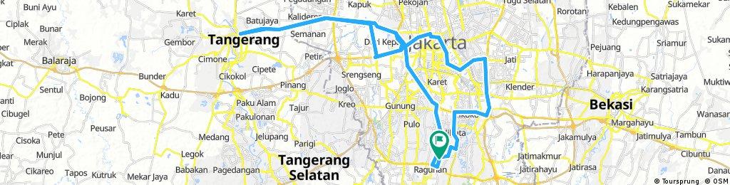 Jakarta Big Loop