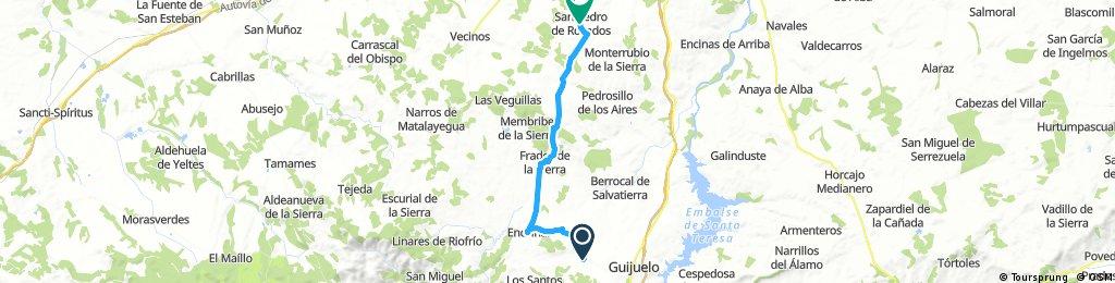 Fuenterroble-San Pedro de Rozados