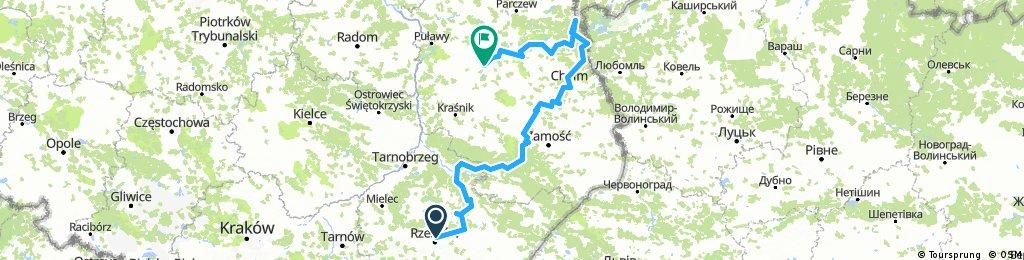 GV-Rzeszow-Wlodawa-Lublin