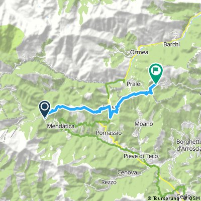 Alta via dei Monti Liguri - Tappa 5 (agg)