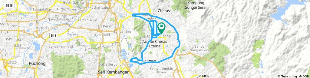 35km Cheras Route