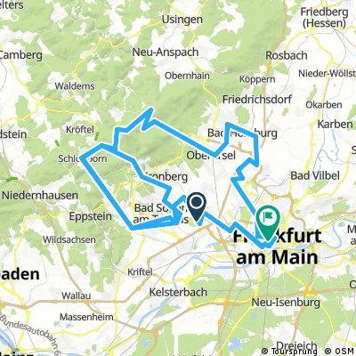 Eschborn-Frankfurt U23 1.2U am 1. Mai 2018