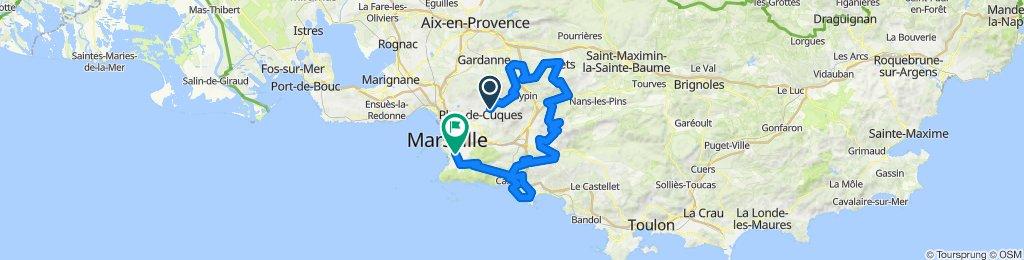 Grand Prix La Marseillaise 2020