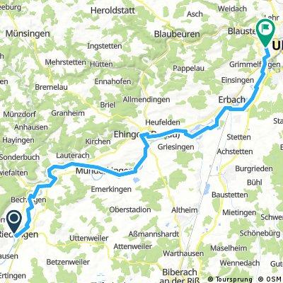 Donau-Radweg Tag3