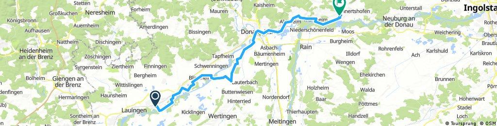 Donau-Radweg Tag5