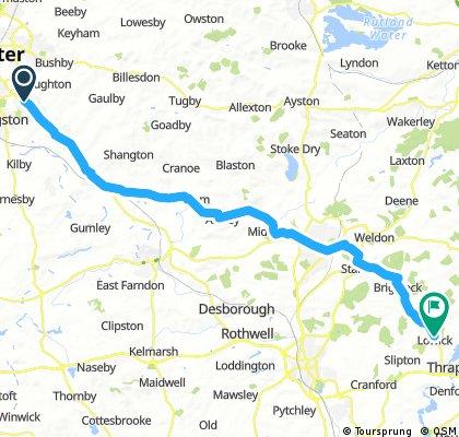 Stoke - Harwich Part 4