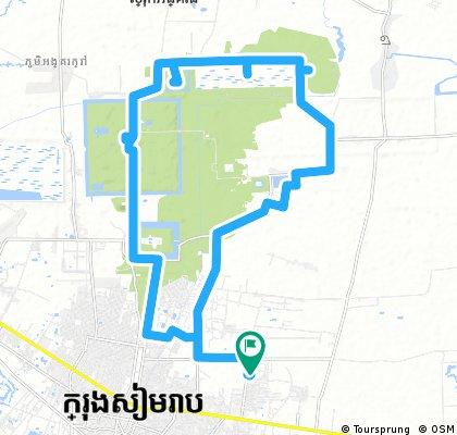 1818 Siam Reap - Tempelrunde
