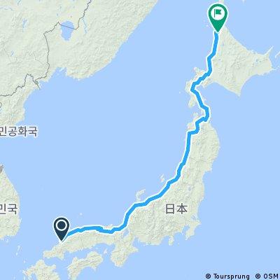 Japonia Coasta Nordica