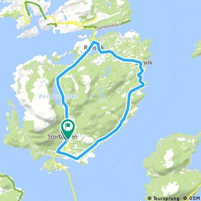 Freiøya rund