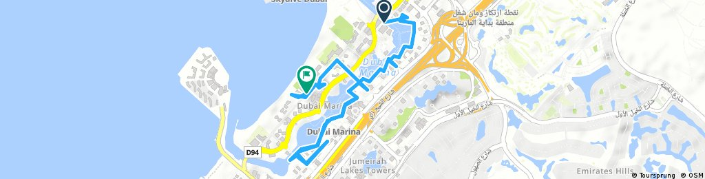 Brief ride from ١٨ ديسمبر ١:٣٣ ص