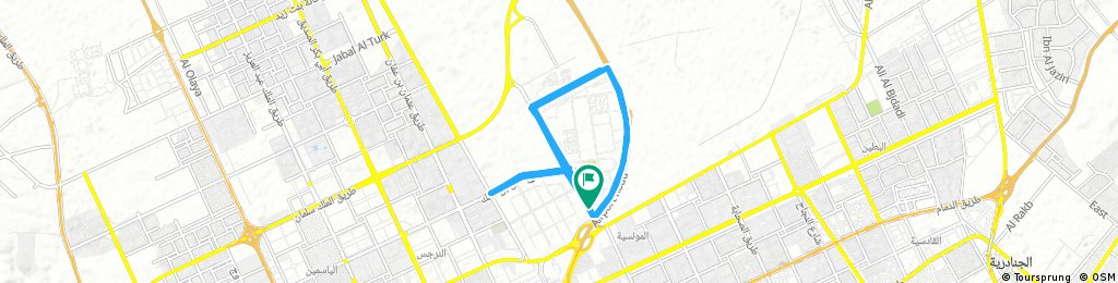 مسار جامعة نورة