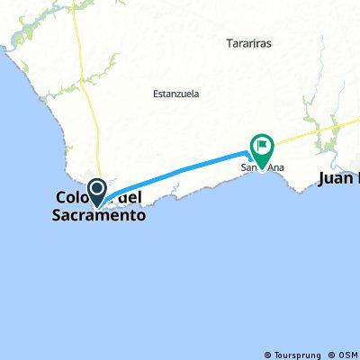 Colonia - Santa Ana