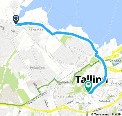 Im TLN part of Bike course 73km