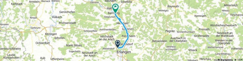 Nürnberg - Koblenz Etappe 2/13