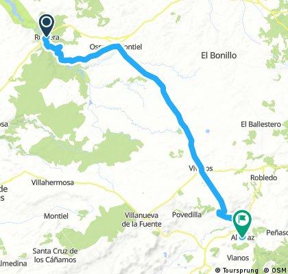 La Mancha 7: Ruidera-Ossa de Montiel-Viveros-Canaleja-Alcaraz